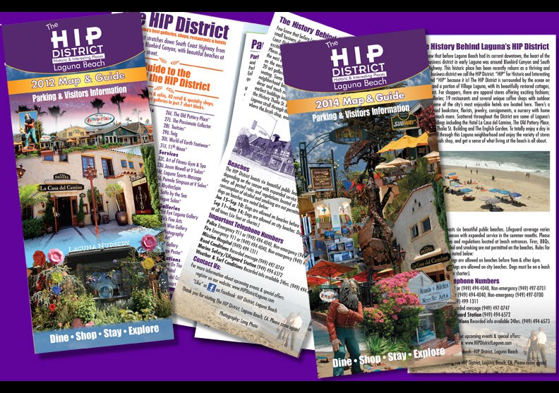 HIP District Map/Directory