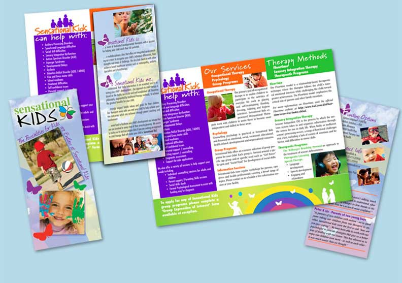 Sensational Kids Brochure