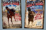 Clark County Fair and Rodeo Posters